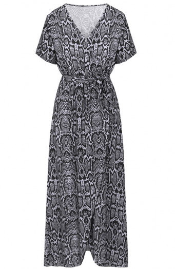Chloe-Snake-Dress-Grey'