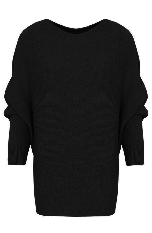 Debby-Sweater-Black