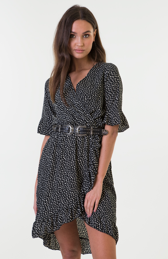 Ayla-Cheetah-Dress-Black-3