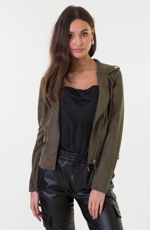 Jessie-Suede-Jacket-Groen-2