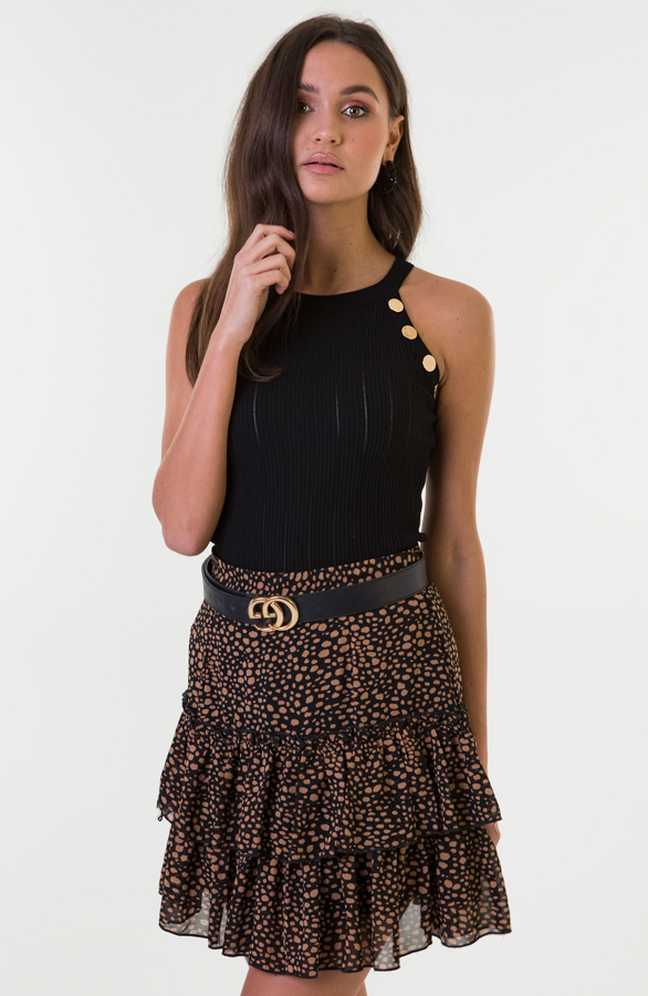 Joy-Cheetah-Skirt-Camel-2