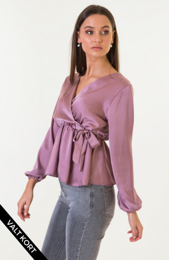 Blaire-Satin-Blouse-Dust-Roze'