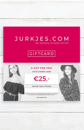 Giftcard-25'