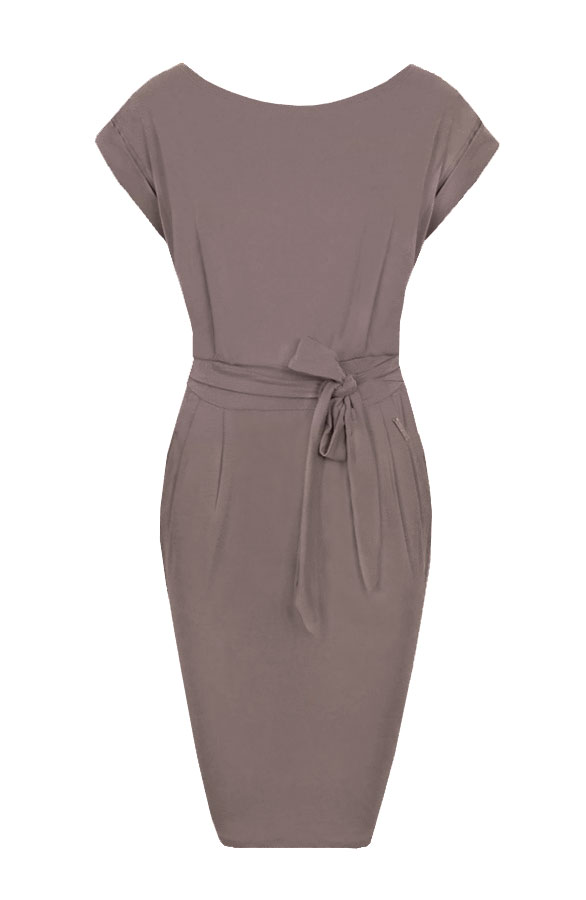 Noa-Dress-Taupe