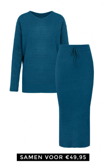 Maureen-Twinset-2-Piece-Petrol'