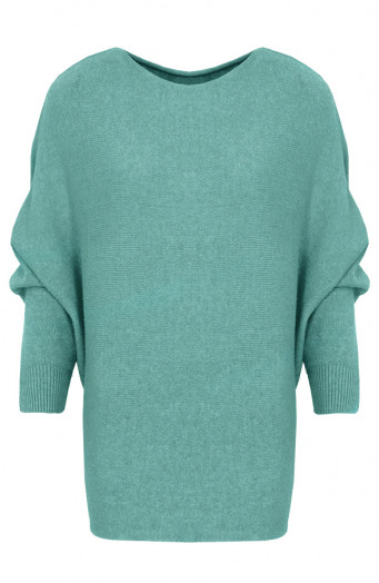 Debby-Sweater-Dust-Mint'