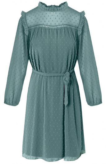 Jurk-Isabel-Dust-Mint1'