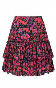 Bloemen-Rok-Exclusive-Joy-Fuchsia
