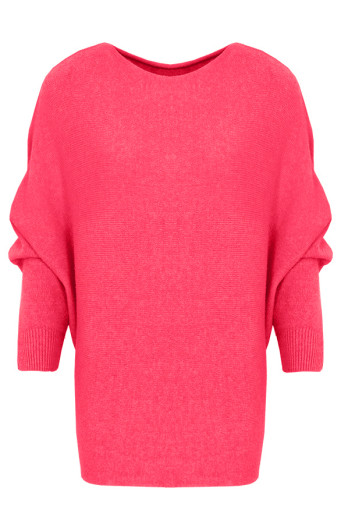 Debby-Sweater-Fuchsia'