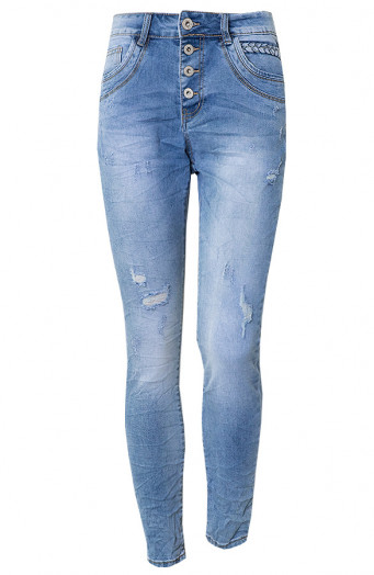 Chino-Jeans-Issy-Damaged'