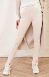 Split-Legging-Soft-Xelli-Beige