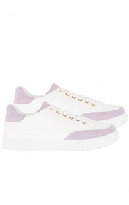 Trendy-Sneakers-Lin-Wit-Lila