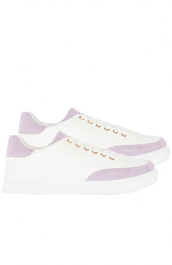 Trendy-Sneakers-Lin-Wit-Lila'