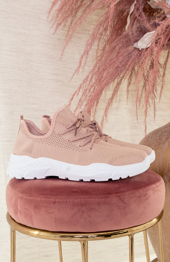 Stretch-Sneakers-Yve-Dust-Roze'