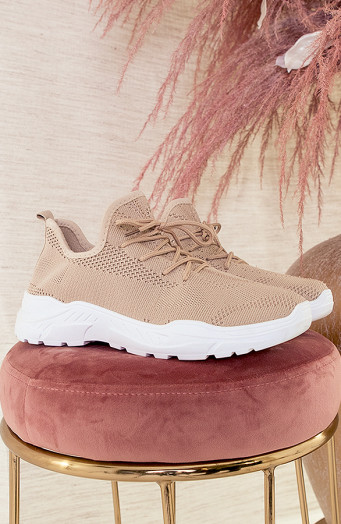 Stretch-Sneakers-Yve-Taupe'