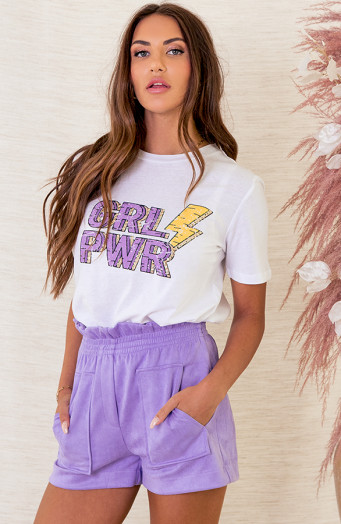 Girl-Power-T-shirt-Oversized-Jazzline-Lila-4'