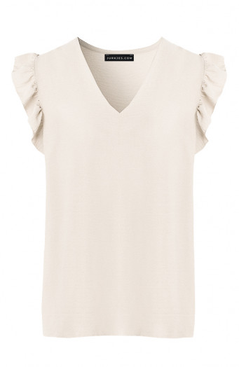 Ruches-Blouse-Audrina-Beige-1'
