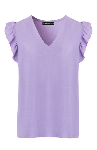 Ruches-Blouse-Audrina-Lila-1'